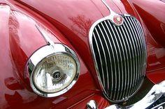 Jaguar XK 150 3.4 roadster, 1958
