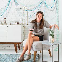 Modern Holiday Style Inspiration | @westelm + @designlovefest