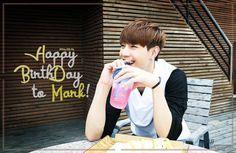JYP Entertainment and GOT7 celebrate Mark's birthday | http://www.allkpop.com/article/2014/09/jyp-entertainment-and-got7-celebrate-marks-birthday
