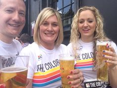 The Color Run - Wembley - 1 June 2014