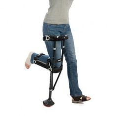 iWALK2.0 Hands Free Knee Crutch | 1800wheelchair.com