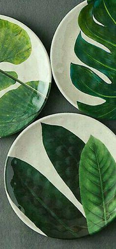 Decor with beautiful designed plates - The Architects Diary Plate Wall Decor, Plates On Wall, Interior Design Photos, Home Decor Inspiration, Decor Ideas, Botanical Art, Decoration, House Colors, Creative Art