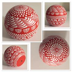 Red Decorative Balls Lavender Wooden Decorative Ball  Shops Lavender And Etsy