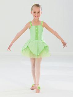 Never Never Land - Style 553 | Revolution Dancewear Children's Dance Recital Costume