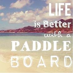 Life IS better with a paddle board. Some come try one out with Delmarva Board Sport Adventures. Make a reservation at http://www.delmarvaboardsportadventures.com/make-reservation/ and come paddle with us!