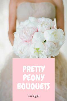 The 25 prettiest peony bouquets | Photography: Jose Villa