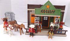 Playmobil Sheriff #PLAYMOBIL