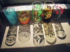 MayDae Kitchen Glasses Shadow 2