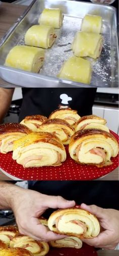 essa receita era da minha vó e quase não faço mais quando faço aki em casa devoramos tudo kkk #JOELHO #PRESUNTOEQUEIJO#comida #culinaria #gastromina #receita #receitas #receitafacil #chef #receitasfaceis #receitasrapidas