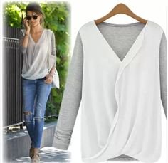 Cheap blouse hanger, Buy Quality blouse women directly from China blouses fashion Suppliers: New Autumn 2014 High-Density Women Kni