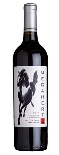 2013 Bello Family Vineyards MEGAHERTZ California Cabernet Sauvignon Red Wine 750mL -- More info could be found at the image url.