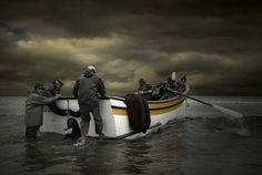 """Sea Heroes"" by Filipa Scarpa ."