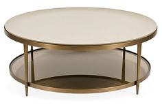 Baker Oberon Cocktail Table on OneKingsLane.com