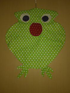 #Klammerbeutel #Frosch