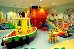 Things to Consider before Making Kids Playground Design Entertainment Center Makeover, Entertainment Room, Classroom Furniture, Kids Furniture, Cool Basement Ideas, Playground Design, Soft Play, Preschool Classroom, Preschool Decor