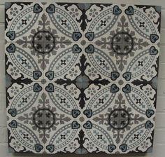 CIRCLEZ 7b   20x20 cm Collectie www.floorz.nl