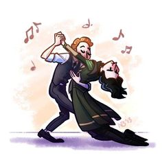 What does Loki think about Tom's dancing?