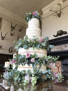 #weddingcake #somersetweddingcake #dorsetcake #wiltshirecake #cake #wedding #planitcake #weddings Cake Wedding, Novelty Cakes, Floral Wreath, Birthdays, Anniversary, Weddings, How To Plan, Pie Wedding Cake, Anniversaries