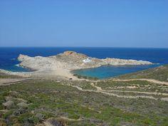 Σέριφος - Άγιος Σώστης...