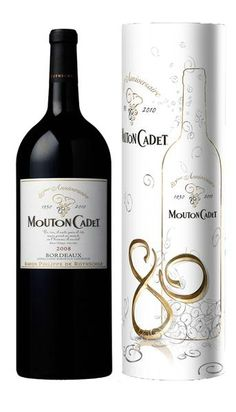 2008 Baron Philippe de Rothschild Mouton Cadet, France, Bordeaux, Bordeaux Contrôlée. Easy to drink with fresh red berry flavour.  Can't remember the price but it is not expensive.