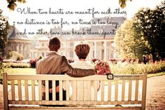 When two hearts are meant for each other  Follow best love quotes for more great quotes!