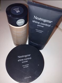 #BestofBeauty: Neutrogena's Shine Control #Giveaway & Review