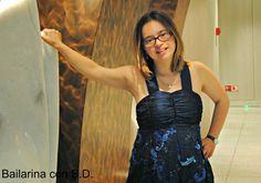 Bailarina con sindrome de down: HAIZEA ES FANTASTICA