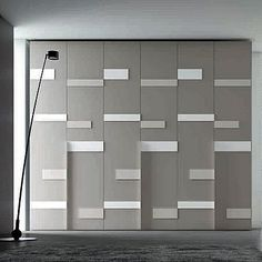 Amazing white 'Polli' Wardrobe by Orme