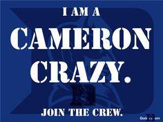Cameron Crazy!