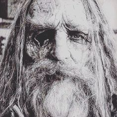 Odin, the All father Viking Warrior, Viking Life, Viking Tattoo Sleeve, Viking Tattoos, Norse Alphabet, Odin And Thor, Bracelet Viking, Blackout Tattoo, Bild Tattoos
