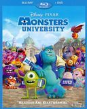 Monsters University [3 Discs] [Blu-ray/DVD] [Eng/Fre/Spa] [2013]