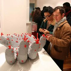 Agora Gallery Reception