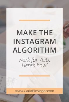 How To Beat The Instagram Algorithm | How To Get More Followers On Instagram | How To Increase Your Engagement On Instagram