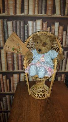 vintage teddy bear (bazos.cz)  ♥ ♥ ♥