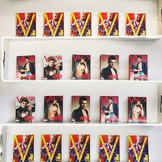 Pick up both #V106 and #VMAN37 on newsstands or order your copies now on vmagazineshop.com. Also available at 11 Mercer Street in NYC  @VMAN  via V MAGAZINE OFFICIAL INSTAGRAM - Celebrity  Fashion  Haute Couture  Advertising  Culture  Beauty  Editorial Photography  Magazine Covers  Supermodels  Runway Models