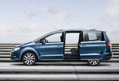 Volkswagen Sharan restylé