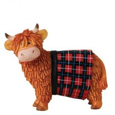 Finlay from the Hairy Coos Collection. . . Sold by TartanPlusTweed.com  A family owned kilt and gift shop in the Scottish Borders