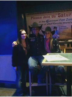 Rodeo Girls! Jessica and Anthony!