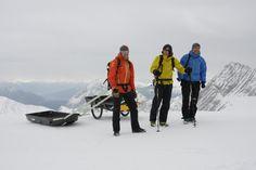 Stefan Glowacz, Robert Jasper & Klaus Fengler gehen wieder gemeinsam auf Expedition und wollen auf Baffin Island (Kanada) bis zu 1.000 Meter hohe Big Walls erstbesteigen. (© airFreshing.com) Island, Jasper, Mountains, News, Outdoor, Canada, Outdoors, Islands, Outdoor Games