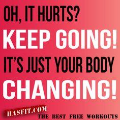 fitness quotes motivational | Hasfit Com Exercise Training Motivation Workout Fitness Quotes Posters