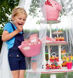 Outrageous Kids Birthday Party Trends