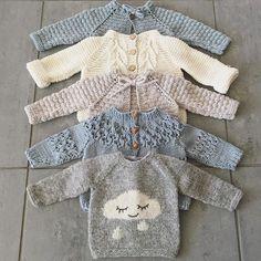 | Soft knits, soft colors | #babyknits #houseofyarn_norway #knitting_inspiration #knitting_inspire #instaknit