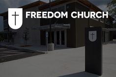 Freedom Church Logo on Behance