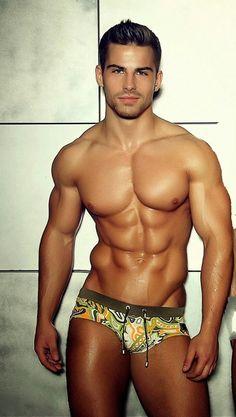 Men's fashion underwear. These are a few inspirations for men. [ SensualLoveToys.com ]