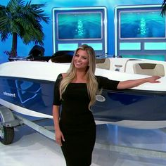 Amber Lancaster - The Price Is Right (4/7/2016) ♥