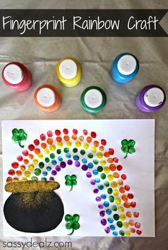 Patrick's Day crafts for preschoolers. Patrick's Day crafts for kids. patricks day crafts for preschoolers St. Kids Crafts, St Patrick's Day Crafts, Toddler Crafts, Preschool Crafts, Projects For Kids, Holiday Crafts, Kids Diy, Art Projects, Saint Patricks Day Art