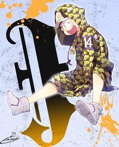 Osomatsu-san Jyushimatsu #Anime「♡」
