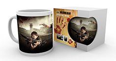 1 X The Walking Dead (Shoot) 10oz Mug (MG0233) - GB Eye ^^ You will love this! More info here : home diy kitchen