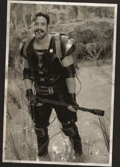 Watchmen | Jeffrey Dean Morgan.