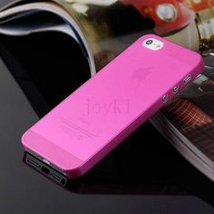 New Style Ultra Thin Clear Cover for Apple iPhone 5 5S Case for iPhone 7 7 plus 5s 5 4 4S 5C 6 6S 6 plus Transparent Shell